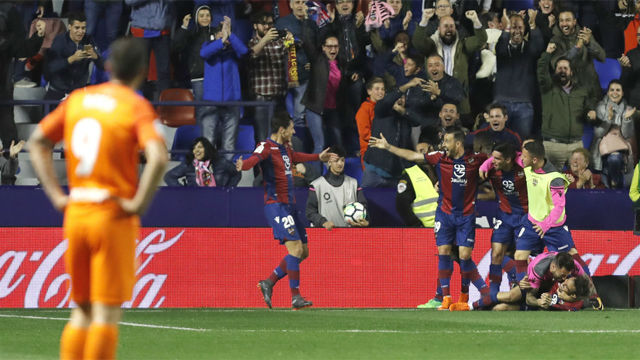 El gol de Boateng que hunde al Málaga