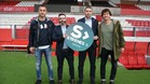 Habrá actuaciones musicales en las previas de los partidos del Girona en Montilivi