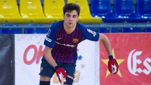 Ignacio Alabart marcó el 2-1 que dio la vuelta al marcador