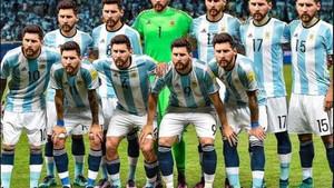 La imagen de Humor Deportivo Brasil reproducida por el diario argentino Olé