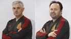 José Venancio López, director técnico de fútbol sala de la RFEF, y Federico Vidal, seleccionador absoluto