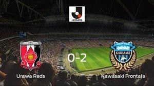 El Kawasaki Frontale se queda con los tres puntos tras ganar 0-2 al Urawa Reds
