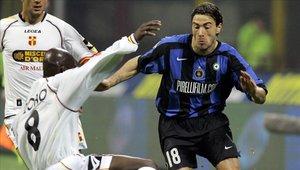 El Kily Gonzáles fue figura en Valencia e Inter de Milán