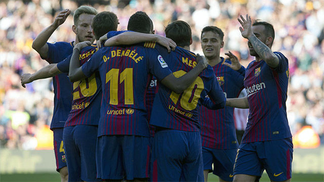 LALIGA FCB | FC Barcelona - Athletic (2-0)