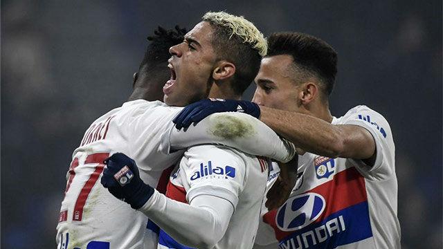 LALIGA FRANCIA | Olympique de Lyon - Olympique de Marsella (2-0)
