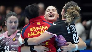 Las Guerreras suman un pleno de tres victorias en el Mundial de Balonmano