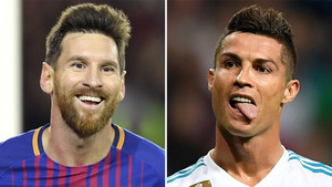 Ronaldo And Messi Battling To End 2017 As Year S Top Scorer