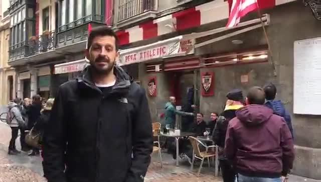 Los aficionados del Athletic opinan sobre el regreso de Valverde a la que es su casa, San Mamés