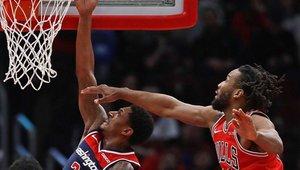 Los Bulls, ya eliminados, cosechan una nueva victoria