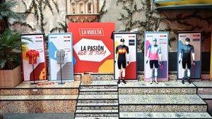 Los maillots que se vestirán en LaVuelta 2019