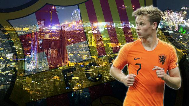 Los motivos por los que De Jong obsesiona al Barça