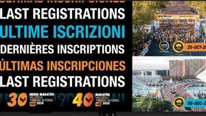 La Maratón de Valencia 2020 ya bate récords