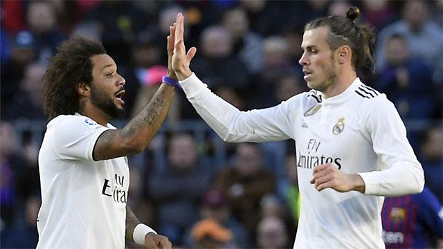 Marcelo recortó diferencias antes de la debacle blanca