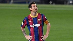 Messi espera que el regreso del Barça a la Champions sea plácido