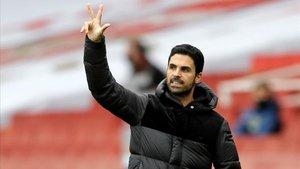 Mikel Arteta es el entrenador correcto para el proyecto del Arsenal