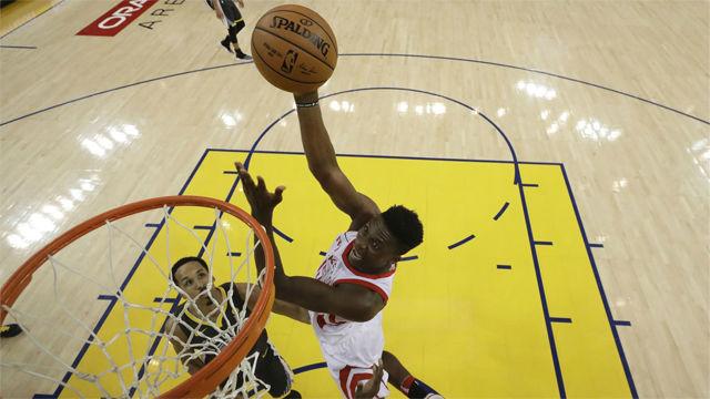 NBA VÍDEO   El top 5 de la victoria de los Rockets frente a los Warriors en el cuarto partido