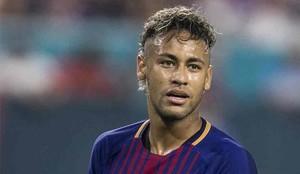 Neymar se va del Barça