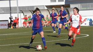 Patri Guijarro, jugadora del FC Barcelona