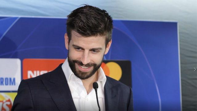 Piqué se engancha con un periodista: ¿Estás orgulloso de que seamos el único equipo español en cuartos?