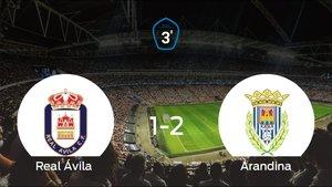 Real Ávila 1-2 Arandina