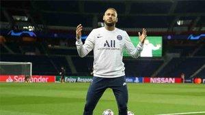 Neymar Junior Has An Asking Price 164m