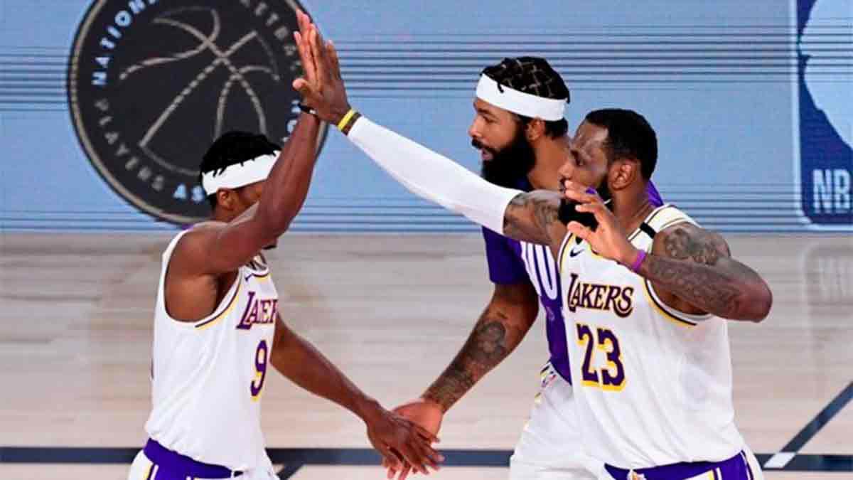 El resumen de la victoria de los Lakers ante Miami Heat que les hace campeones de la NBA