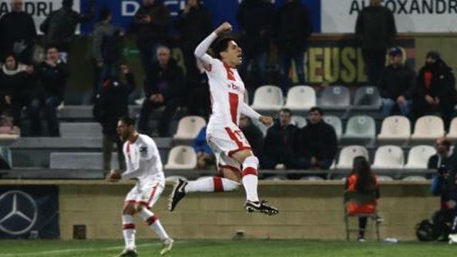El Reus no pudo con el Mallorca