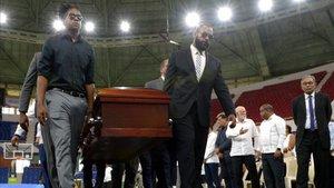 Sibilio fue enterrado en la República Dominicana