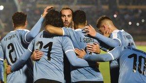 Uruguay es uno de los favoritos para llevarse la Copa América