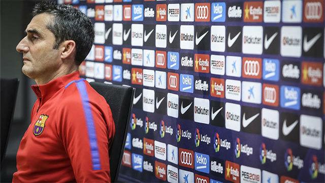 Valverde habló de la posible llegada de Coutinho al Barça