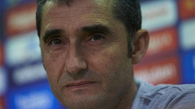 Valverde habló sobre la posible llegada de Neymar