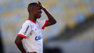 A Vinicius Jr no le están saliendo las cosas bien en Brasil