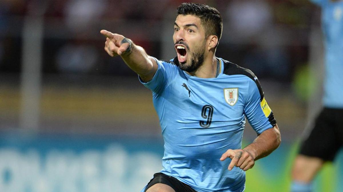 Resultado de imagem para luis suarez uruguai
