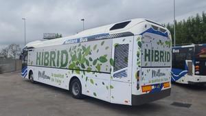 Autobús híbrido 7900, Volvo