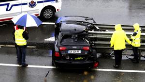 En caso de accidente hay que detenerse si no están trabajando los servicios de emergencia.