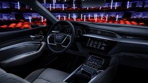 Audi, en el CES 2019.
