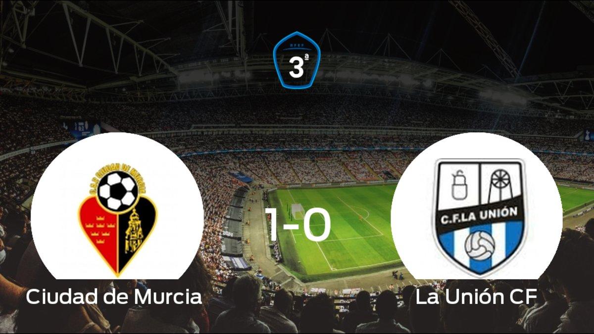 brand new bcf95 34308 El Ciudad de Murcia venció en su estadio frente a La Unión
