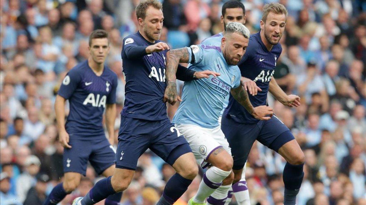 El Tottenham y el VAR amargan la jornada al Manchester City (2-2)