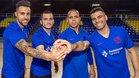 Aicardo, Dyego, Ferrao y Sergio Lozano quieren el título en Bangkok