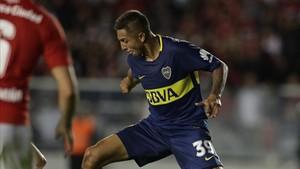 Almendra es uno de los jugadores pretendidos por parte del Barça