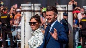 Amazon podría haber invitado a los Beckham a la boda de Sergio Ramos | La Razón