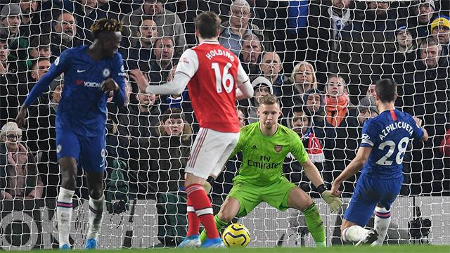 El Arsenal reacciona a tiempo y empata ante el Chelsea