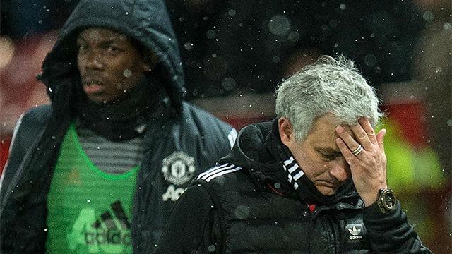 Así ha sido la debacle de Mourinho en la Carabao Cup