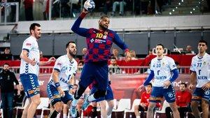El Barça jugó a placer ante el Granollers