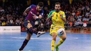 El Barça Lassa se enfrenta al Jaén