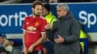 Blind no encaja con Mourinho