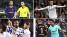 Busquets, Cristiano, Ramos y Suárez despiertan amor y odio a partes iguales