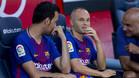 Busquets e Iniesta no optan al Balón de Oro 2017