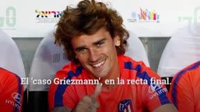 De cabeza al Barça: Griezmann será culé en las próximas horas