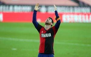La camiseta que lució Messi tiene una larga historia